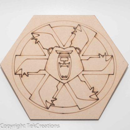 Battletech Clan Ghost Bear Emblem