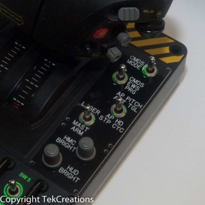 Saitek X55 / X56 HOTAS F16