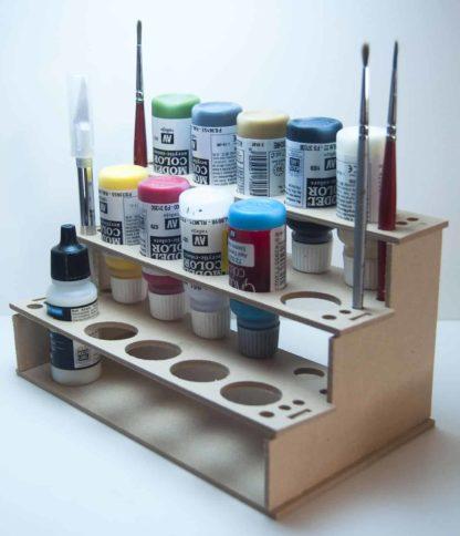Vallejo Paint Rack