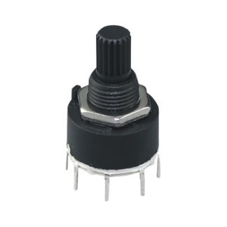 8 Position 45 Degree Rotary switch