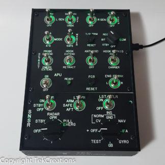 F18 Combo Control Panel