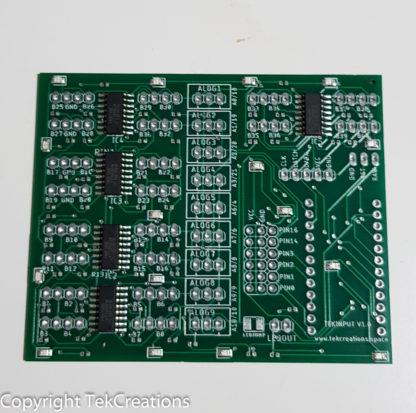 TekInput USB Joystick Controller