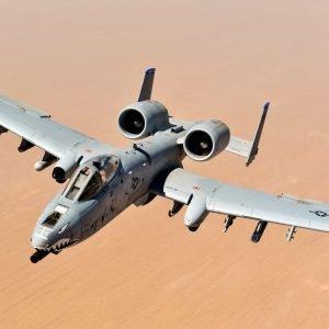 A-10c Warthog Panels