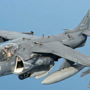 AV-8B Harrier Panels